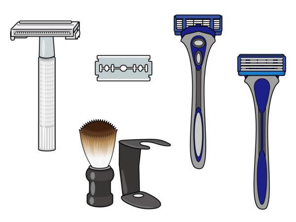 メンズ金玉脱毛や男性器脱毛におすすめの処理方法